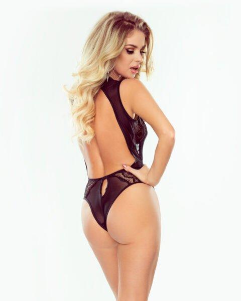 Vera czarne body